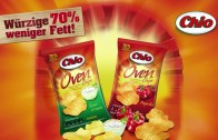 Chio Oven Chips TV Sponsoring