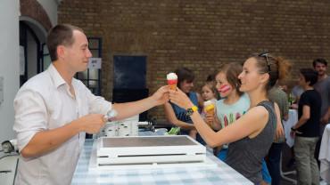 hertha produziert Sommerfest 2016